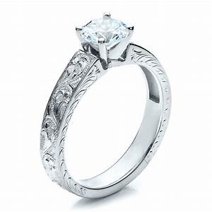 custom jewelry engagement rings bellevue seattle joseph With engraved wedding rings