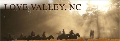 love valley nc  place  horseback riding  cars
