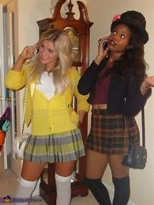 Clueless Cher and Dionne Halloween Costume