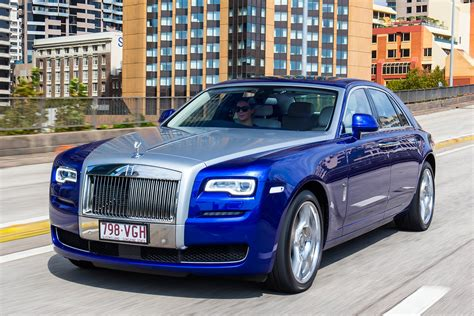 rolls royce ghost sii review  caradvice
