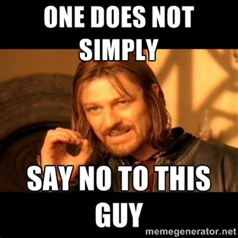 How To Say Meme - this guy meme generator image memes at relatably com