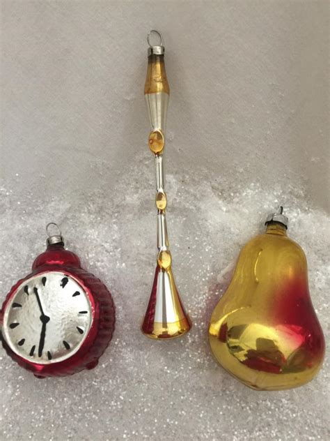 vintage glass christmas ornaments for sale classifieds