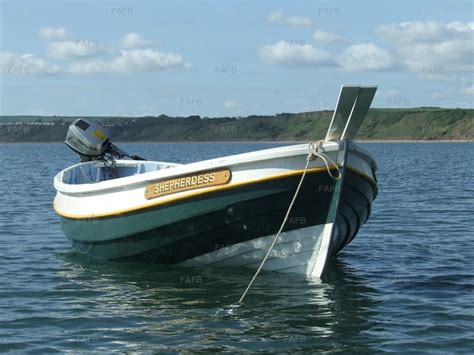 Fishing Boats For Sale North Yorkshire by Double Ended Clinker Built Beach Filey North Yorkshire