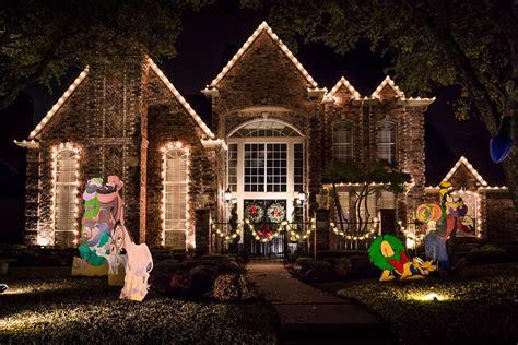 deerfield christmas lights  plano magazine