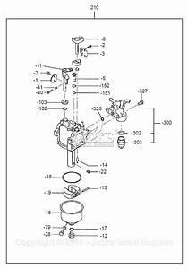 Robin  Subaru Ex27 Rev 09  08  Parts Diagram For Carburetor