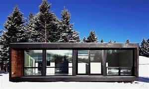 Shipping Container Home Cool Material