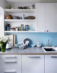 35, Bright, Ideas, For, Incorporating, Open, Shelves, In, Kitchen