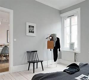 les 25 meilleures idees de la categorie murs gris sur With sol gris clair quelle couleur pour les murs 0 nos astuces en photos pour peindre une piace en deux