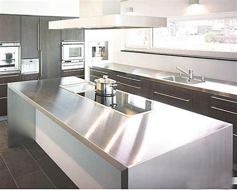 plan de travail cuisine inox pas cher plan de travail cuisine en inox plan travail cuisine