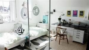 Zimmer Einrichtungsideen Jugendzimmer : aufgeh bscht frischekur f r ninas teenager zimmer roombeez ~ Sanjose-hotels-ca.com Haus und Dekorationen