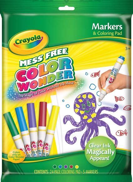 Scribbles & Dabbles Diy Color Wonder Coloring Pages