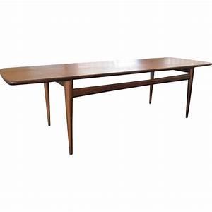 Table Basse Retro : table basse vintage danoise en teck 1950 design market ~ Teatrodelosmanantiales.com Idées de Décoration