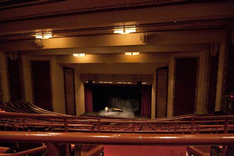 balcony floor adler theatre