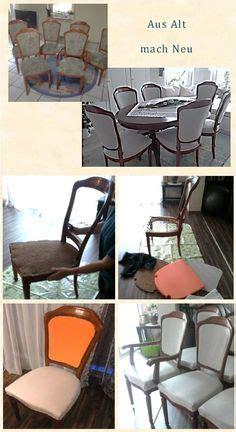 Stuhl Reparieren Aus Alt Mach Neu by Die Besten 25 St 252 Hle Neu Beziehen Ideen Auf