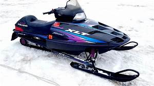 1998 Polaris Indy Xlt 600  U2013 Dennis Kirk  U2013 Sled Build