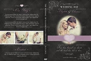 20 Beautiful Wedding DVD Cover Templates