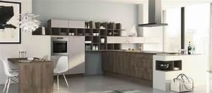 best deco cuisine contemporaine ideas lalawgroupus With deco cuisine avec chaise contemporaine