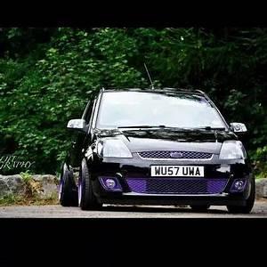 Ford Fiesta Mk6 : black n purple mk6 ford fiesta st 150 pinterest ford ~ Dallasstarsshop.com Idées de Décoration