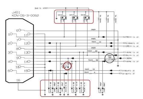 Cer Converter Wiring Diagram by Vga To Hdmi Wiring Diagram Periodic Diagrams Science
