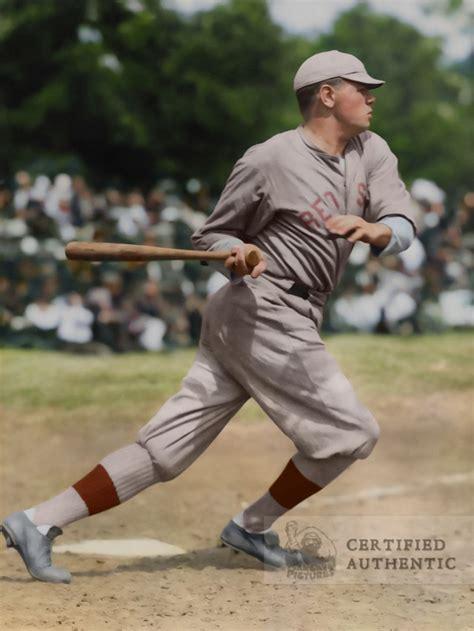 mancave pictures photo restoration colorization  classic sports images
