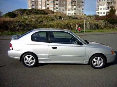 where to buy car manuals 2001 hyundai accent lane departure warning 2001 hyundai accent gsi only 67kms 4995 motors victoria bc canada youtube