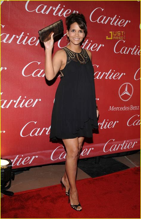 Full Sized Photo of halle berry palm springs film festival ...