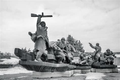 Museum Of The History Of Ukraine In Wwii  La Dent De L'oeil