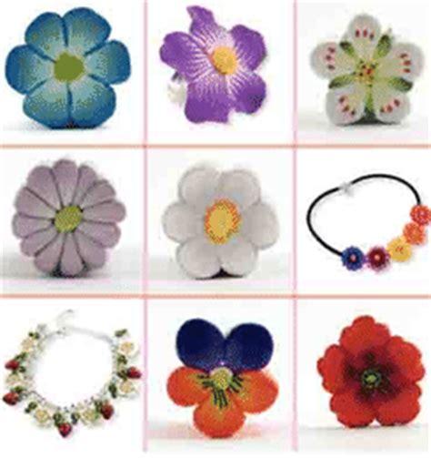 c est le printemps m 234 me en modelage les fleurs en p 226 te