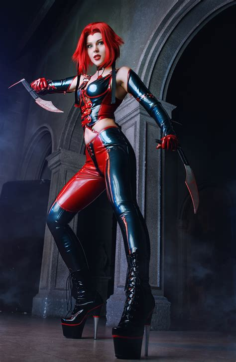 1000 Images About Video Game Cosplay Bloodrayne On