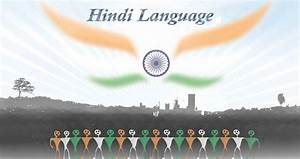 553 words essay on our National Language (India)