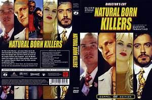 Natural Born Killers dvd cover german | German DVD Covers