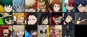 My Hero Academia One39s Justice Characters Tier List Best