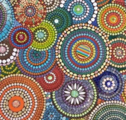 mosaik selber machen mosaiksteine in der gartengestaltung bastelideen und mehr