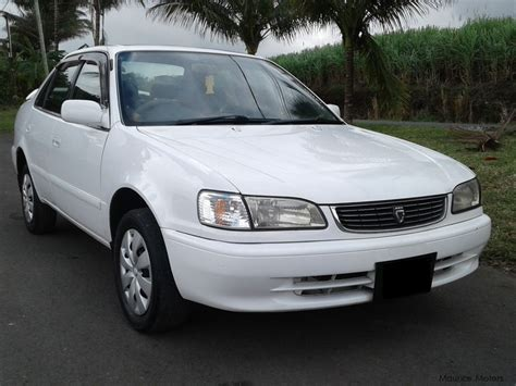 Used Toyota Corolla Ce110  1997 Corolla Ce110 For Sale