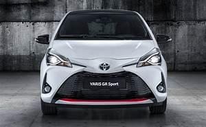 Toyota Yaris Sport : 2019 toyota yaris gr sport has juicy specs your source for ~ Medecine-chirurgie-esthetiques.com Avis de Voitures