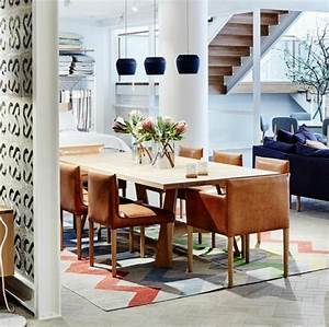 quels meubles de salle a manger pour personnaliser son With salle À manger contemporaineavec chaises couleurs salle À manger