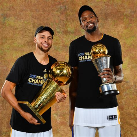 Kevin Durant, Stephen Curry Top Moments from 2017 NBA ...