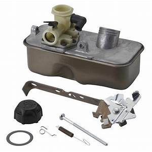 Briggs  U0026 Stratton 495912 Carburetor And Tank Kit