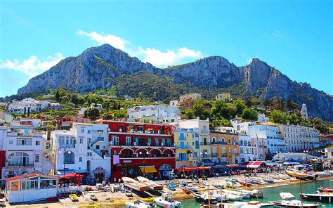 Transfer From Naples To Capri