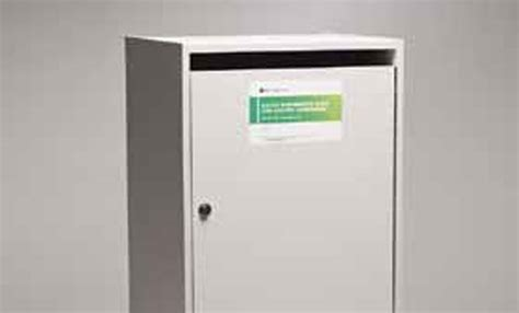 secure shredding standard container options