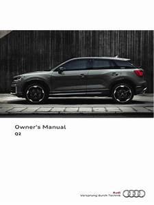 Audi Q2 Manual Ingles Pdf