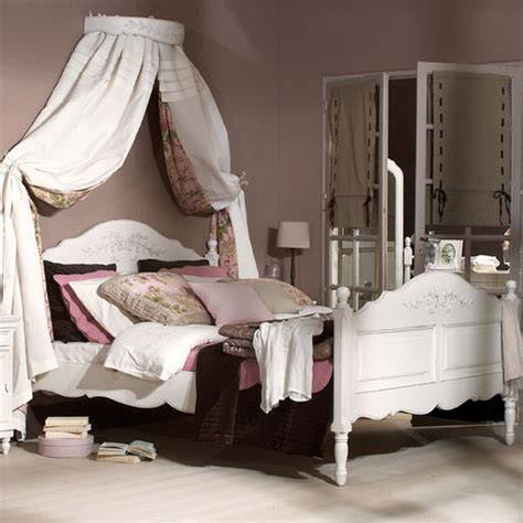 chambre style shabby idées deco romantique idee deco shabby chic