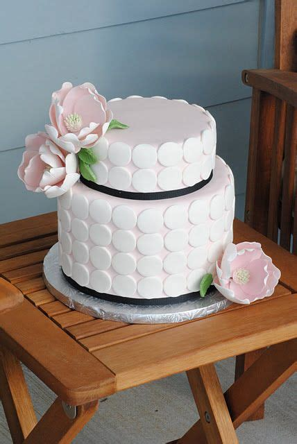 Best 25+ Simple Fondant Cake Ideas On Pinterest Fondant