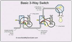 Diagram On Wiring A 3 Way Switch To