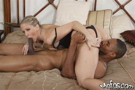 blonde milf gets a black big cock in interracial hard sex pichunter