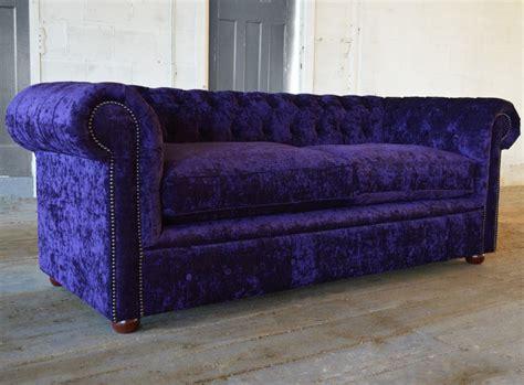 velvet chesterfield sofa velvet chesterfield sofa abode sofas