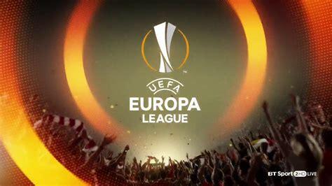 match   day tv uefa europa league highlights bt
