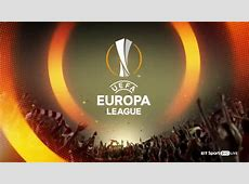 Match of the Day TV UEFA Europa League Highlights BT