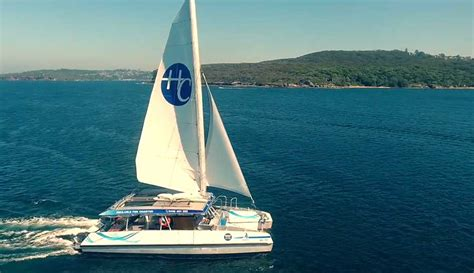 Catamaran Boat Hire Sydney Harbour by Harbour Cat Boat Hire Catamaran Hire On Sydney