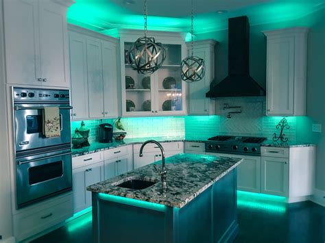 Led Kuche by Color Led Accent Lighting Great For Kitchens And